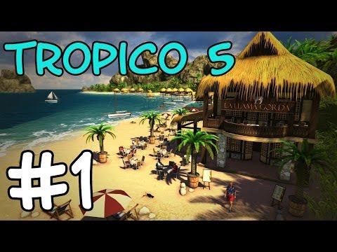 Tropico 5 - The Raptured People! #1 |