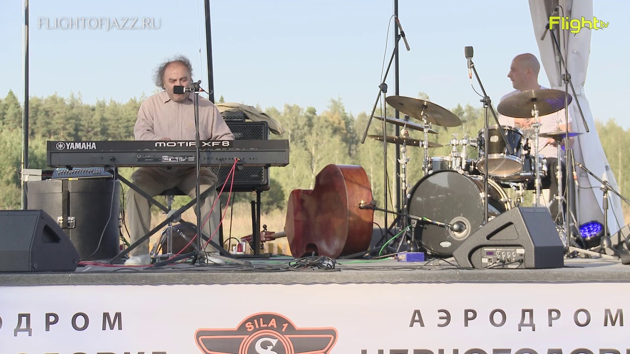 Сергей Манукян на фестивале Flight of Jazz 15.09.2018 #1