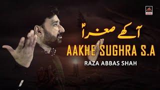 Noha - Aakhe Sughra Sa - Raza Abbas Shah - 2019 | Noha Bibi Sughra s.a