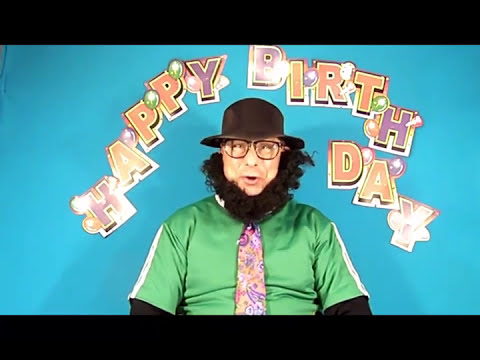 Funny Happy Birthday STEVE STEV song #1  check out #2