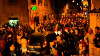 Ritorno dei campioni del mondo - Roma 10.07.2006