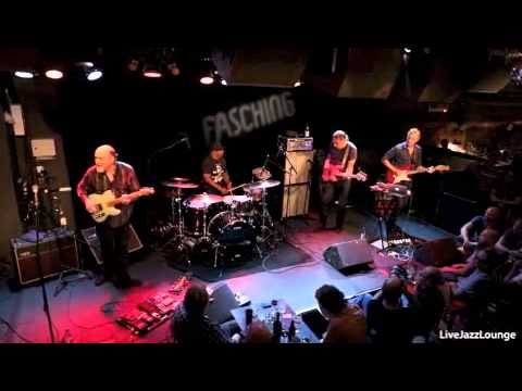 John Scofield Uberjam Band, July 2014