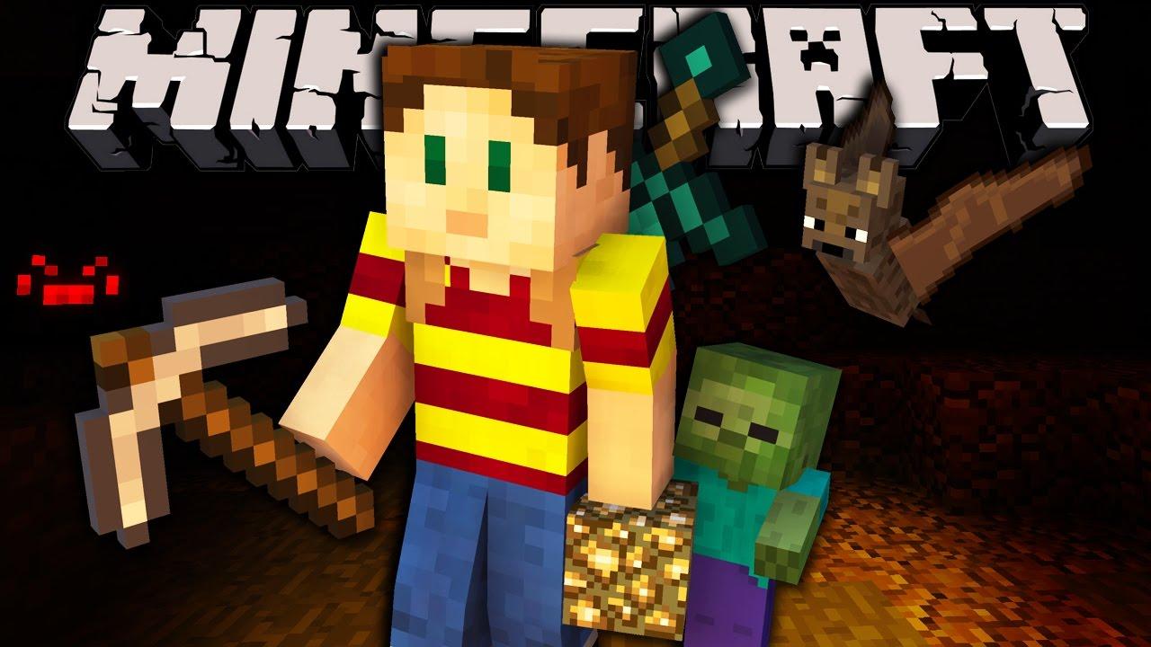 Minecraft Monster Apocalypse - Episode 5: Spooky Spelunking - Sound