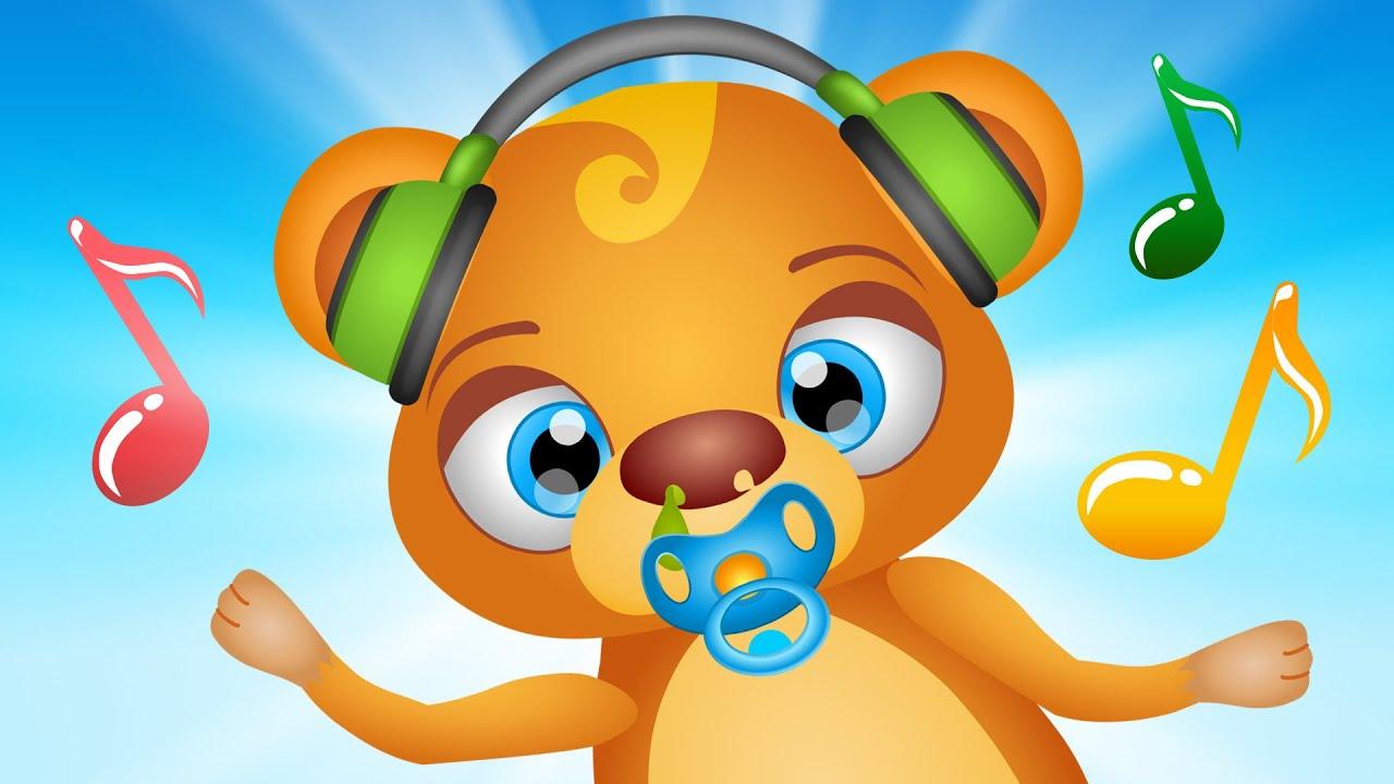 Mix Piosenek dla Dzieci Jestem sobie przedszkolaczek Kundel Bury i Wlazł kotek na płotek