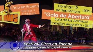 Circo en Escena 2017 - .Córdoba.ar