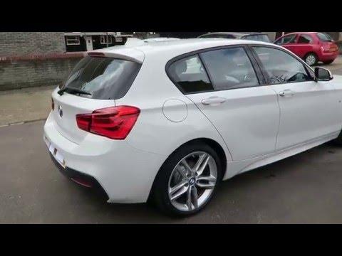 2016 - BMW 1 Series 116D - M Sport + Sunroof (Walk Around & Start Up + Exterior & Interior)