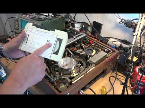 Sony VP1000 U Matic VCR Repair