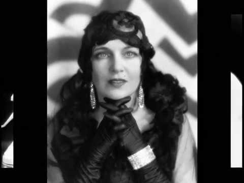 Movie Legends  Olga Baclanova Reprise