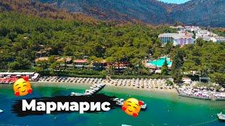 Лучший ОСЕННИЙ отель с невероятно ЗЕЛЕНОЙ территорией и ПЕСЧАНЫМ ЗАХОДОМ - Мармарис - Grand Yazici