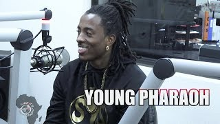 YOUNG PHARAOH - STATES THE BLACK WOMAN IS GOD ON 'LIKE IT IS RADIO' LAS VEGAS | LORDLANDFI