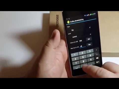 Как увеличить громкость через инженерное меню android телефон