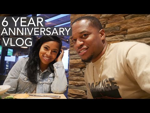 Anniversary Vlog | First Massage Ever