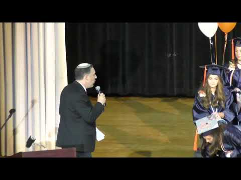 Commencement Exercises 2019 at Berman Hebrew Academy Rabbi Moshe H. Levinson Upper School