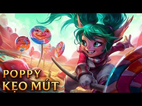 Poppy Kẹo Mút - Lollipoppy - Skins lol