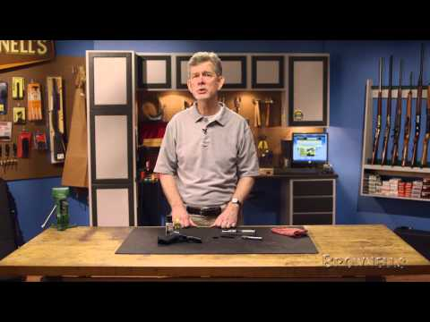 Firearm Maintenance: Ruger SR-9 Lubrication — Part 3/4