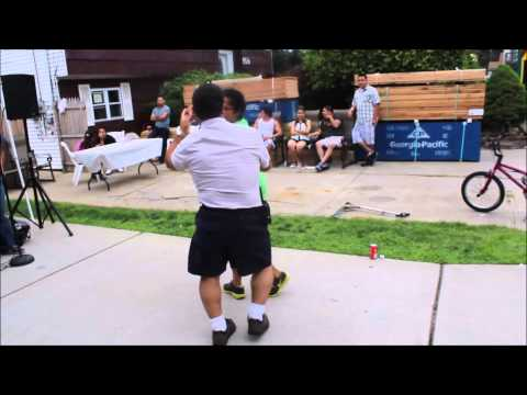 More of the 2nd Annual New Hope Gardens Block Party