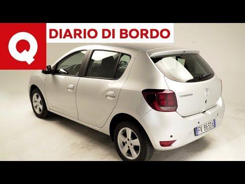 Dacia Sandero Laureate 2017: vediamola da vicino - Diario di Bordo: Day 1