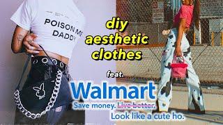 Baixar DIY Y2K and 00s Aesthetic Trends! *broke babe walmart edition* | Nava Rose