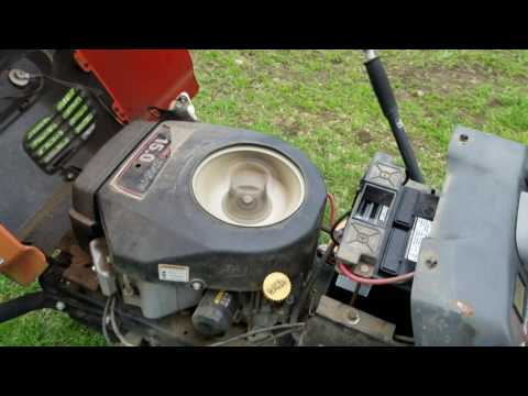 25 hp Kawasaki surging #1 | FunnyCat TV