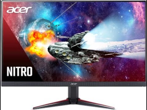 """Монитор 23.8"""" Acer Nitro VG240YPbiip (UM.QV0EE.P01)"""