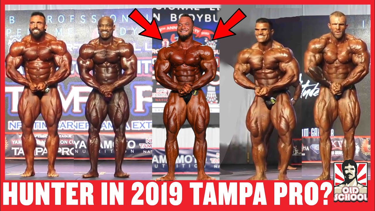 Would Hunter Labrada Have Cracked Top 5 in the 2019 Tampa Pro?