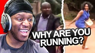 Funniest African Movie Scenes