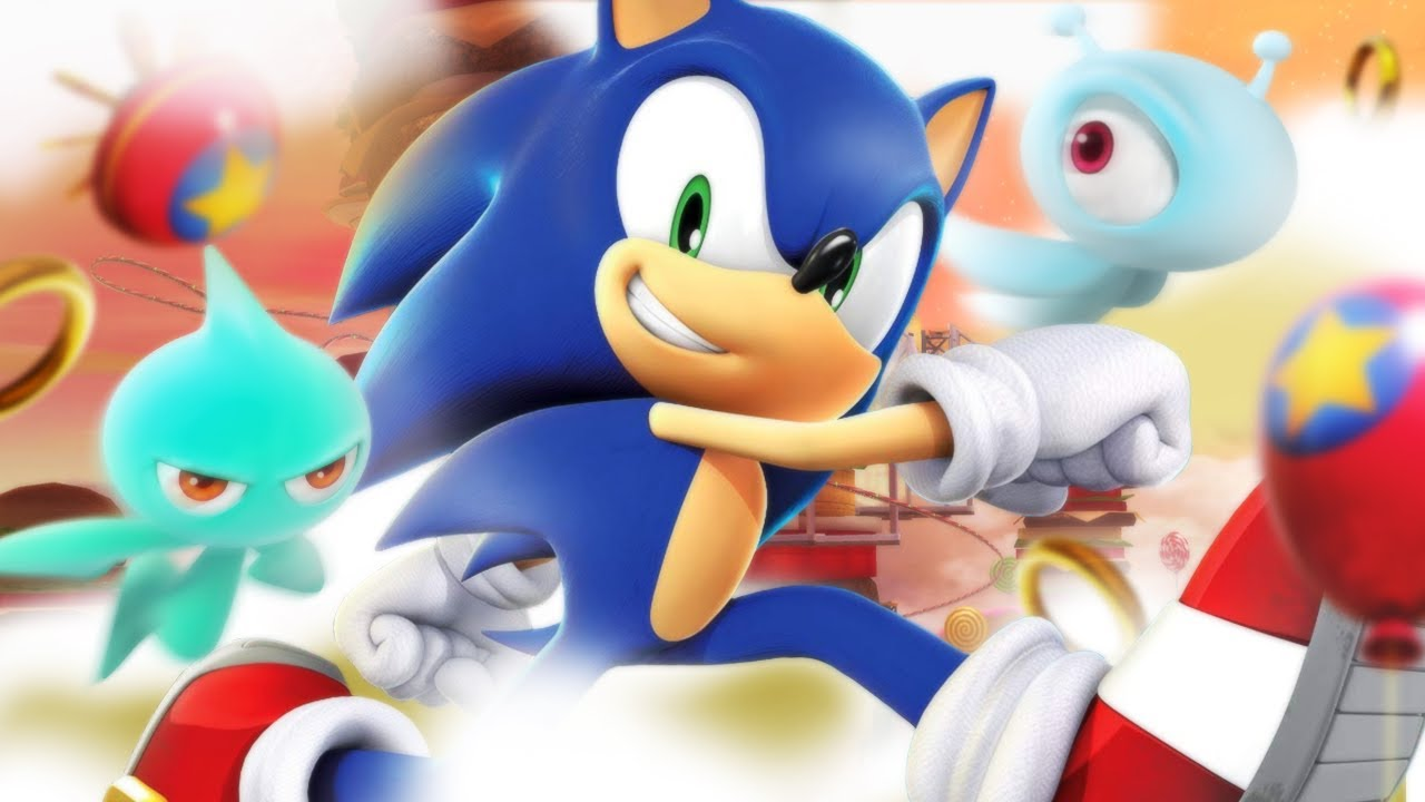 Don't be over excited for Sonic Colors Ultimate