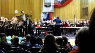 42 Череповец.  Губернаторский оркестр русских народных инструментов. Юбилейный концерт.