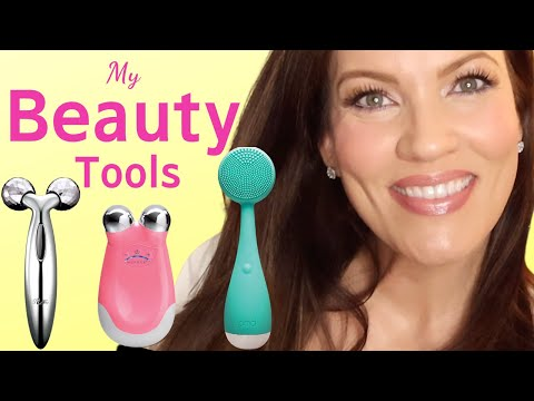 my-skincare-tools,-devices,-gadgets!-firm-&-lift-your-face!-nuface,-refa,-pmd,-gua-sha---skinstore