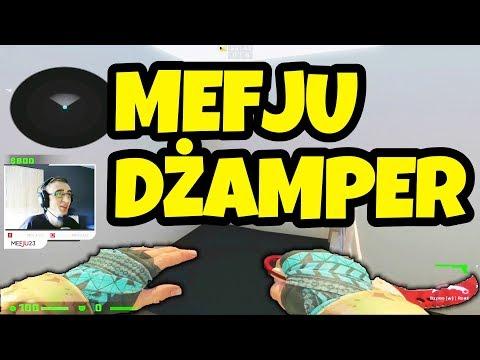TRENUJEMY NOWE SKOKI! - Jumps Training V 4.0 [CS:GO]