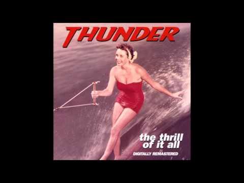 Thunder - The Thrill Of It All (Full Album)