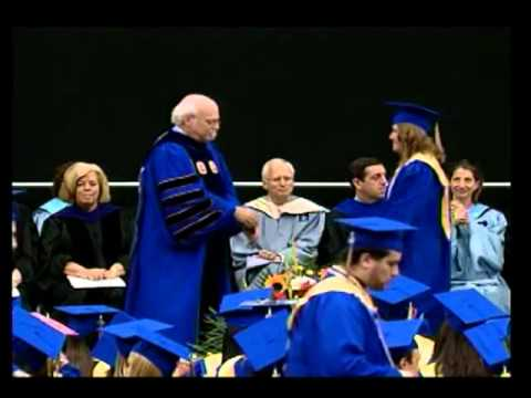 Hofstra University Latin Honors Convocation 2013