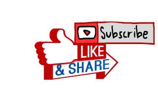 subscribe, like and share this video, I publish new videos ...