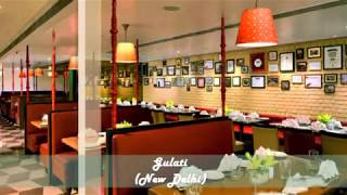 Famous Indian restaurants | Best Restaurants in India | Indian Restaurants And Their Famous Recipes