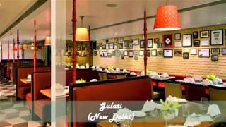 Famous Indian restaurants | Best Restaurants in India | Indian Restaurants And Their Famous Recipes