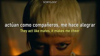Amyl and The Sniffers - Hertz (Sub. Español + Lyrics)