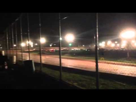 Racing at superior speedway