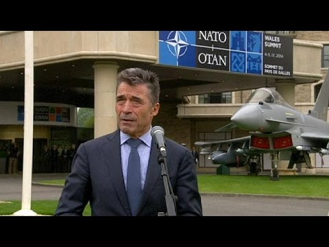 NATO summit: Rasmussen appeals to Russia