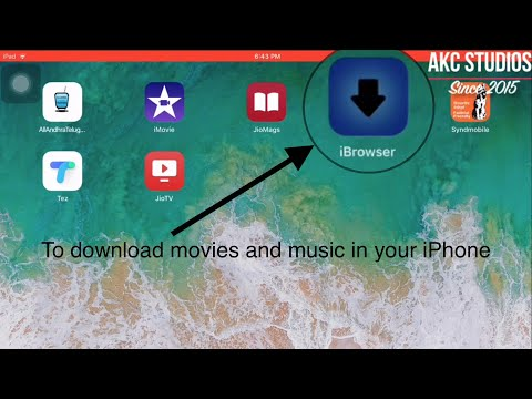 How to download movies, music, etc. In your iPhone or iPad without iTunes