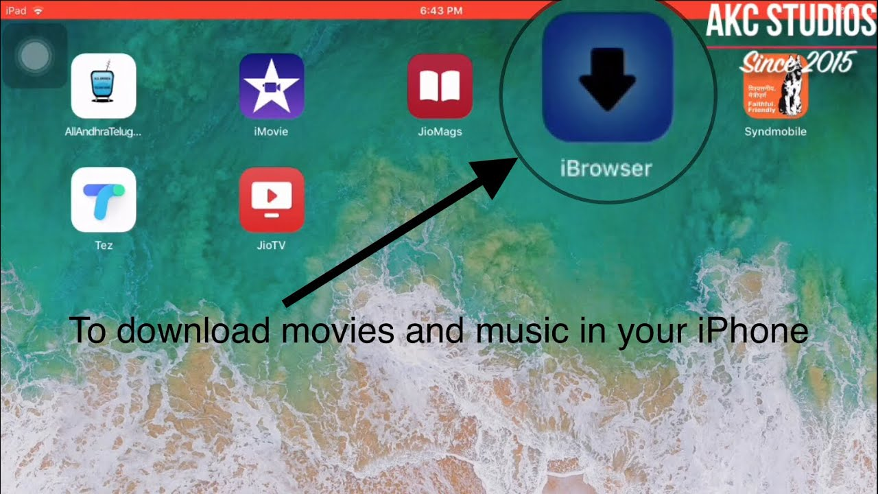 How to download movies, music, etc  In your iPhone or iPad without iTunes