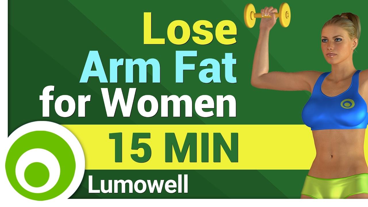woman freebies lose arm fat