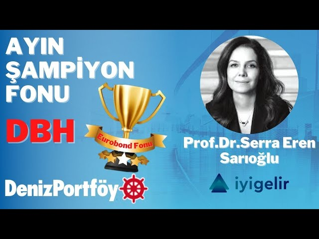 Ayın Şampiyon Fonu Deniz Portföy Eurobond Fonu(DBH)