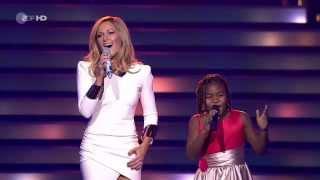 Chelsea Fontenel - I Will Always Love You Helene Fischer Show 2013 TV