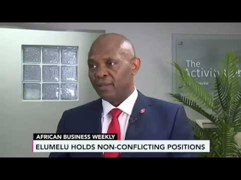 New United Bank For Africa Chairman Tony Elumelu