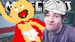 Minecraft | CAPTAIN UNDERPANTS!! | Pixel Painters Minigame