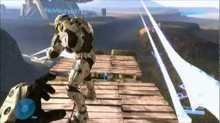 Halo 3 Custom Game Night: Jenga Addiction on Jenga Wall [with Godzilla 1220 and Shannoman93] (02)