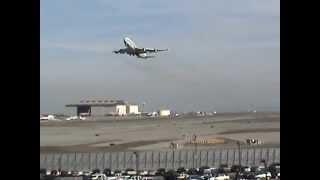 SFO Plane Spotting (2005/12/15)
