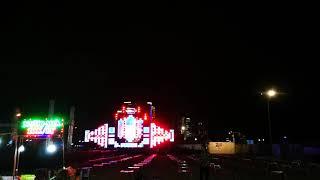 Предновогодняя ярмарка и молодёжный музыкальный фестиваль. Нячанг.