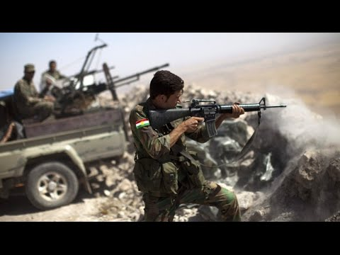 Arma 3 Peshmerga raid on ISIS (daesh) cache