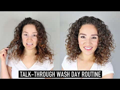 talk-through-winter-wash-day-routine,-testing-miche-beauty